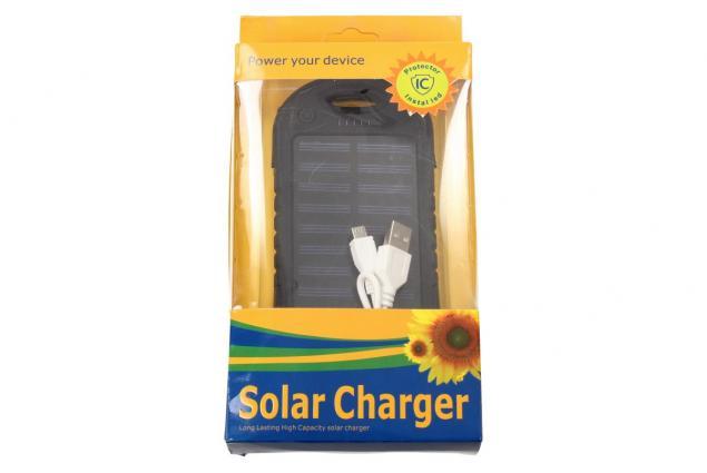 Foto 5 - Solární nabíječka Power 5000 mAh