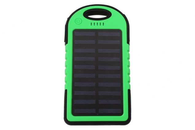 Foto 2 - Solární nabíječka Power 5000 mAh