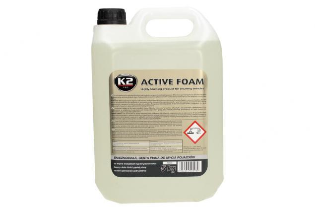 Foto 2 - K2 ACTIVE FOAM 5 l - aktivní pěna