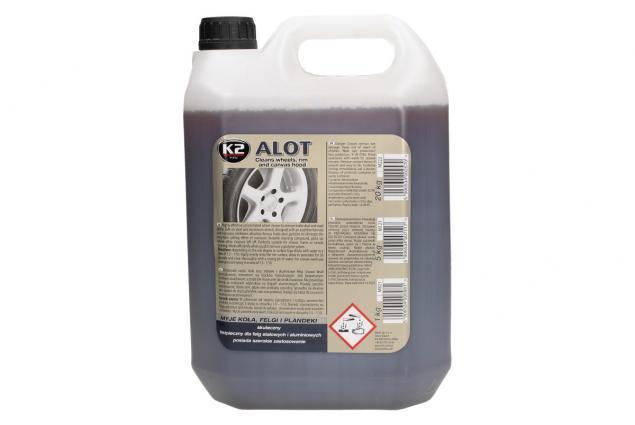 Foto 2 - K2 ALOT 5 l - čistič vážných nečistot