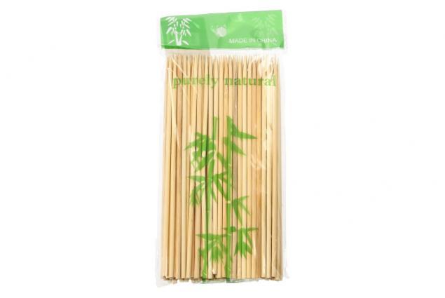 Foto 3 - Bambusové špejle 15 cm 90 ks