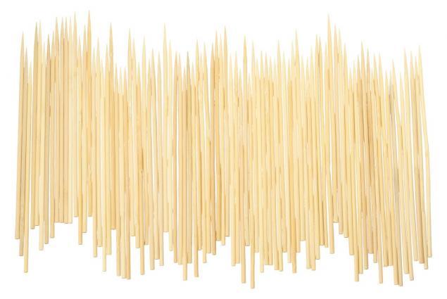 Foto 2 - Bambusové špejle 15 cm 90 ks