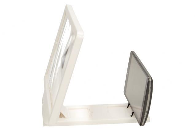 Foto 2 - Zvětšovací lupa se stojánkem na telefon 8,5 palců