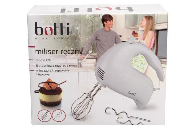 Foto 2 - Botti ruční mixér s ergonomickou rukojetí