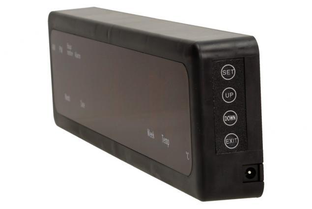 Foto 4 - LED Digitální hodiny s displejem JH-808
