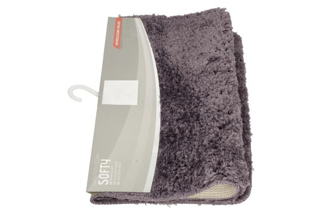 Foto 2 - Koupelnová rohožka kobercová  SOFTY 50 x 80 cm