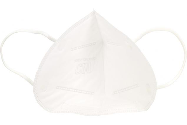 Foto 5 - Respirátor FFP2/KN95, respirační rouška bílá