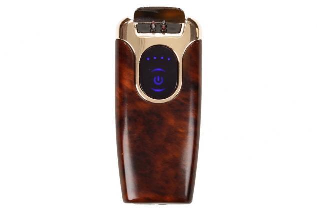 Foto 6 - Dotykový plazmový zapalovač s displejem a USB nabíječkou