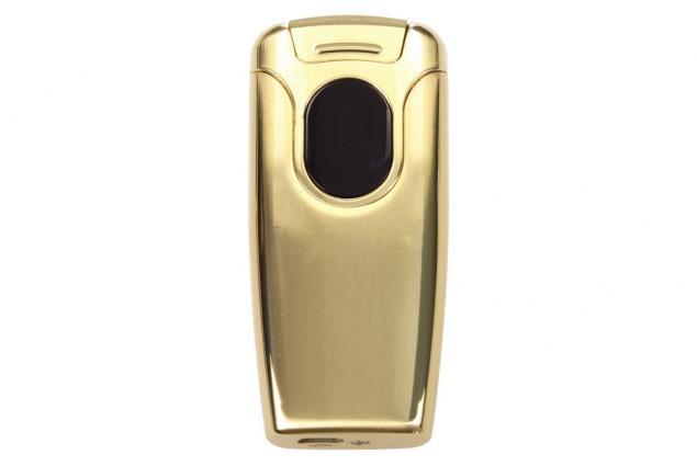 Foto 12 - Dotykový plazmový zapalovač s displejem a USB nabíječkou