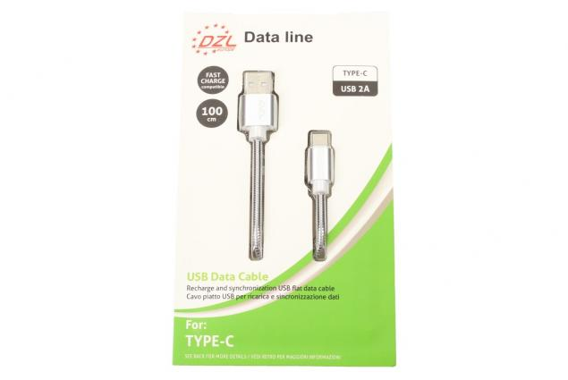 Foto 3 - Nabíjecí kabel DZL 2A USB/ micro USB 100 cm