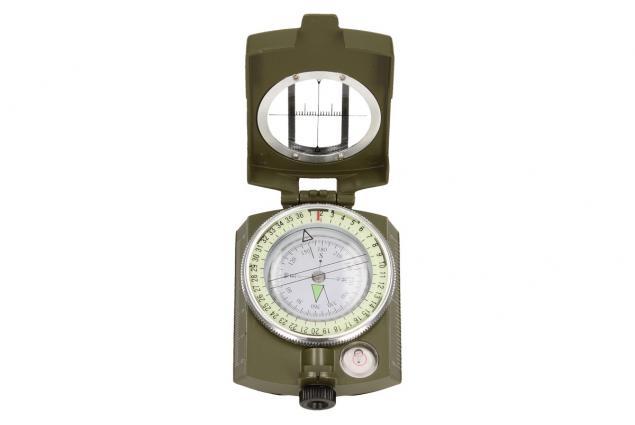 Foto 3 - Compass DC60 vojenského vzhledu zelený