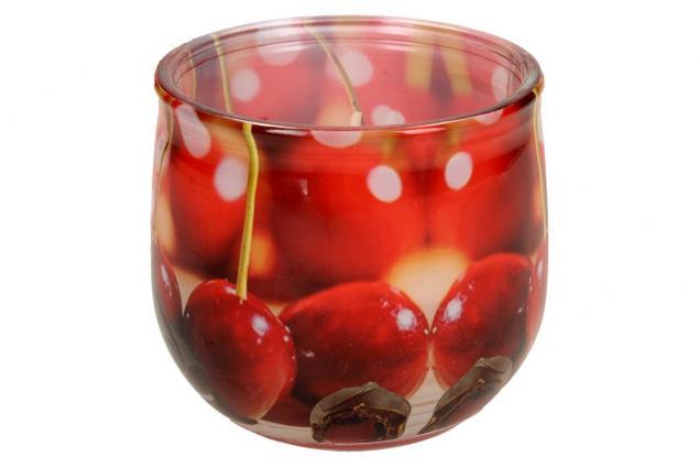 Foto 5 - Vonná svíčka višně v čokoládě