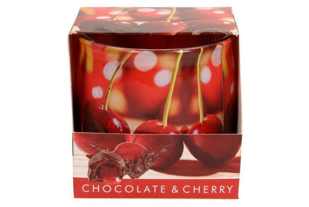 Foto 3 - Vonná svíčka višně v čokoládě
