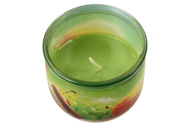 Foto 2 - Vonná svíčka Titti Fruti zelené jablko