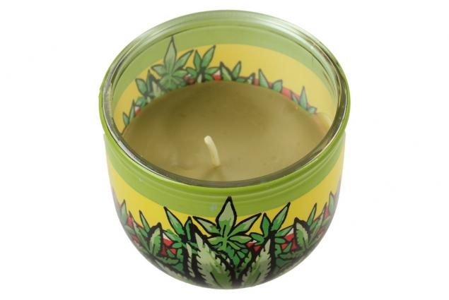 Foto 4 - Vonná svíčka cannabis