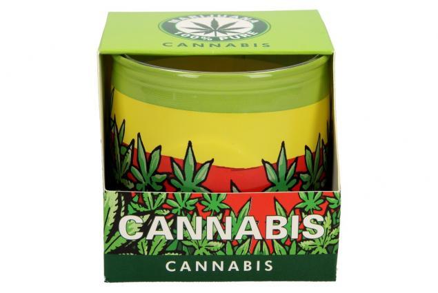 Foto 3 - Vonná svíčka cannabis