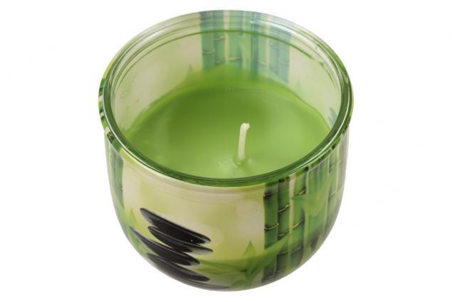 Foto 4 - Vonná svíčka welness SPA zelená