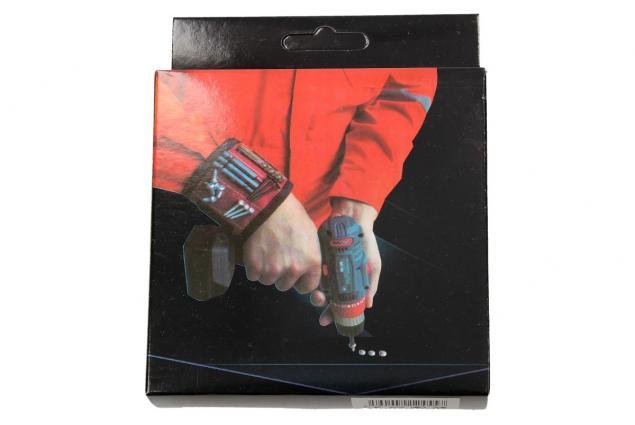 Foto 3 - Magnetický náramek pro kutily