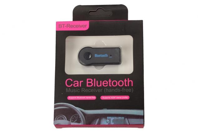 Foto 2 - Bezdrátový auto přijímač Bluethooth