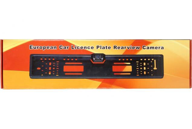Foto 4 - Kamera do auta - Evropský rámeček na poznávací značku s kamerou