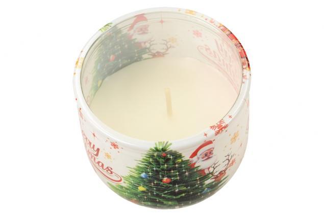 Foto 5 - Vonná svíčka Merry Christmas skořicová