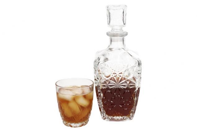 Foto 2 - Dedalo skleněná sada na Whisky 7 kusů