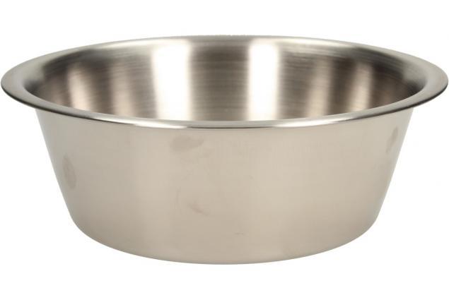 Foto 4 - Kulatá nerezová miska pro psy 17,5 x 6 cm