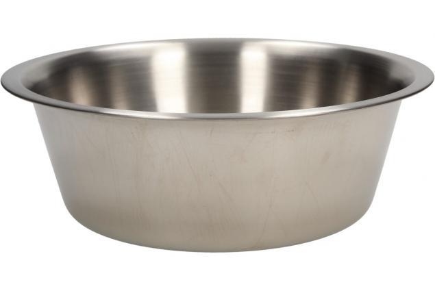 Foto 4 - Kulatá nerezová miska pro psy 21 cm