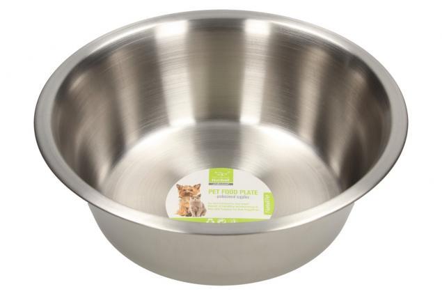 Foto 3 - Kulatá nerezová miska pro psy 21 cm