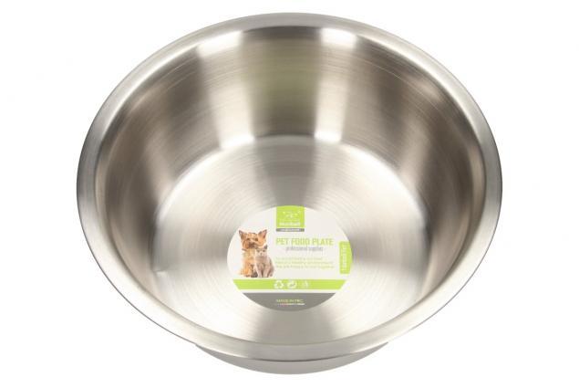Foto 2 - Kulatá nerezová miska pro psy 21 cm