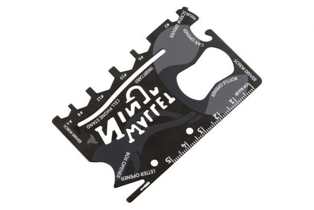 Foto 4 - Multifunkční kreditní karta 18v1