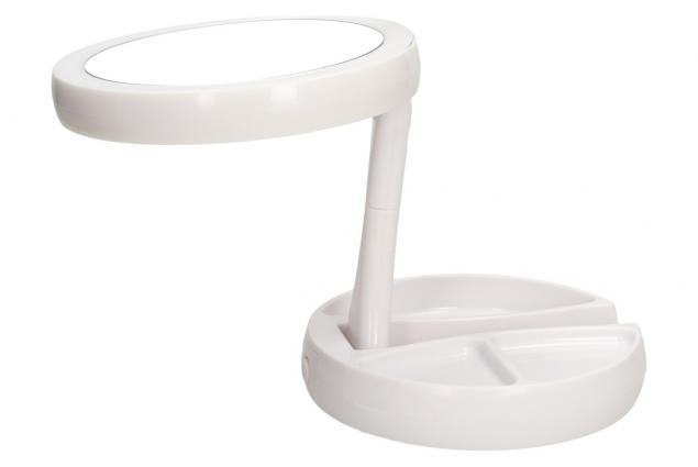 Foto 7 - Oboustranné zrcátko s LED podsvícením