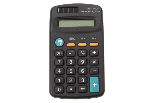 Foto 4 - Digitální malá kalkulačka