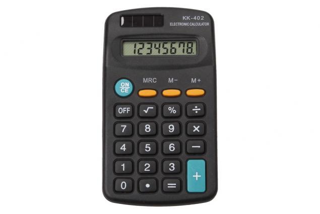 Foto 6 - Digitální malá kalkulačka