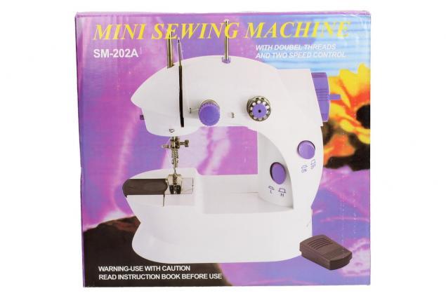 Foto 9 - Mini elektrický šicí stroj