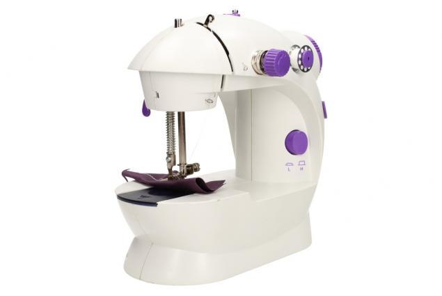Foto 3 - Mini elektrický šicí stroj