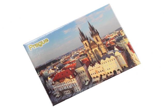 Foto 5 - Praha Týnský chrám magnet 9 x 6,5 cm