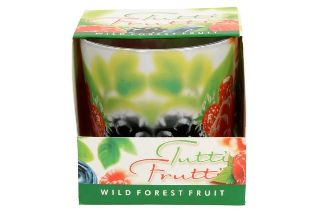 Foto 4 - Vonná svíčka Tutti Frutti lesní ovoce