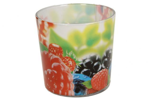 Foto 3 - Vonná svíčka Tutti Frutti lesní ovoce