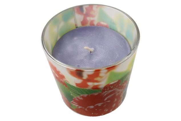 Foto 2 - Vonná svíčka Tutti Frutti lesní ovoce