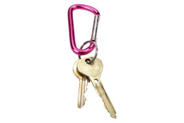 Foto 13 - Karabina na klíče 7 x 3,5 cm