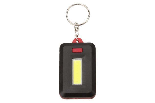 Foto 4 - Hranatá klíčenka výkonná LED svítilna