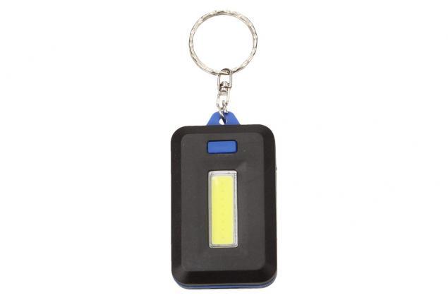 Foto 6 - Hranatá klíčenka výkonná LED svítilna