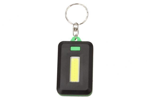 Foto 7 - Hranatá klíčenka výkonná LED svítilna