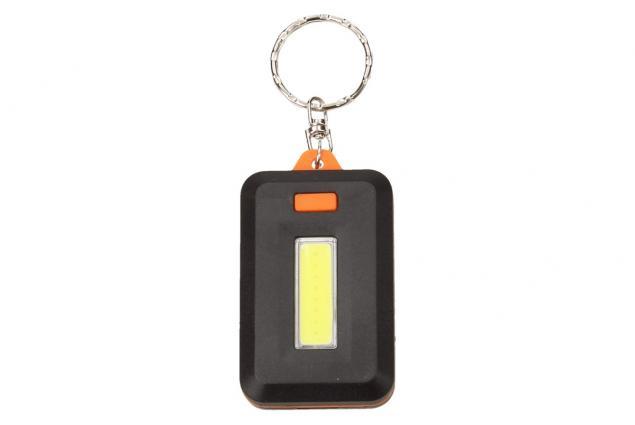 Foto 8 - Hranatá klíčenka výkonná LED svítilna