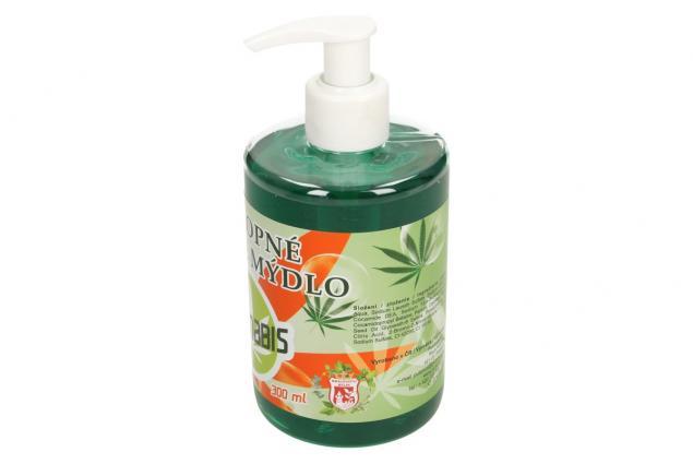 Foto 5 - Konopné tekuté mýdlo 300 ml