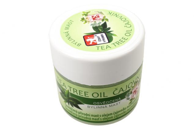 Foto 6 - Bylinná mast 150 ml - tea tree oil čajovník