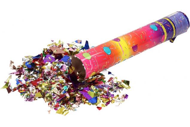 Foto 4 - Vystřelovací párty konfety