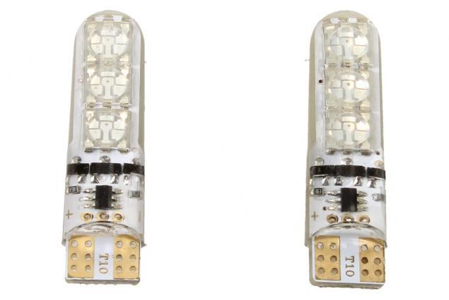 Foto 7 - Univerzální magická žárovka Auto T10 RGB LED 2 kusy