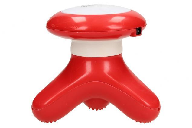 Foto 3 - Mini elektrický ruční masér s vibrací